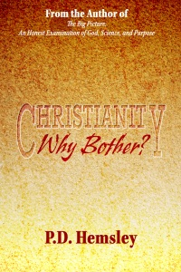 Christianity why bother cover